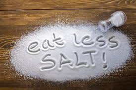 Limit Your Salt Intake